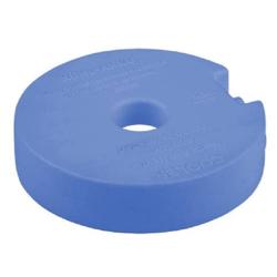 Kühlelement / Kühlakku ohne Kühlflüssigkeit rund, ca. Ø 10,5 cm