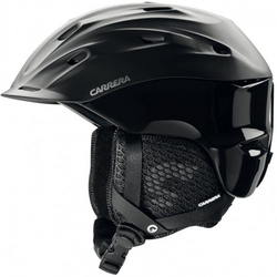 Carrera Skihelm Makani Black-Matt