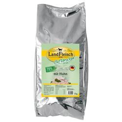 LANDFLEISCH Trockenfutter Softbrocken Huhn, 5 kg
