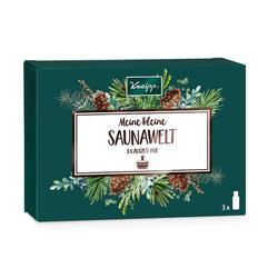 KNEIPP Geschenkpackung Meine kleine Saunawelt 3X20 ml