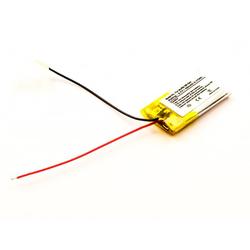 Akku für iPod Shuffle 4. und 5. Generation, Li-Polymer, wie Typ: 616-0150, 61...