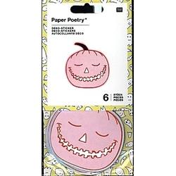 Deko-Sticker Halloween  Kürbisse  FSC Mix