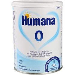 HUMANA 0 Pulver 400 g
