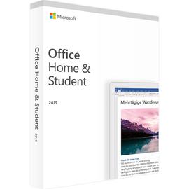 Microsoft Office Home & Student 2019 ESD DE Win Mac