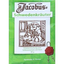 Jacobus-Schwedenkräuter