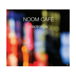 Noom Cafe - Electronica (CD)
