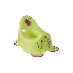 keeeper Töpfchen Töpfchen Deluxe Hippo, limegrün grün