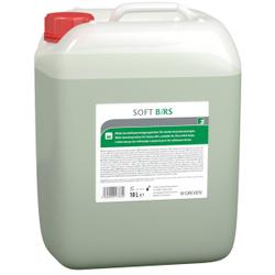 Peter Greven GREVEN® Soft B/RS Hautreinigung, Hautreinigung bei mittleren bis starken Verschmutzungen, 10 l - Kanister