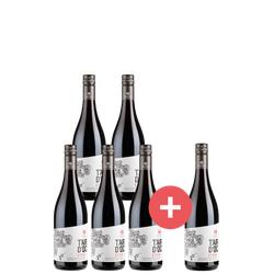5+1 Paket Gayda T'Air Syrah Weinlakai Empfehlung - Weinpakete