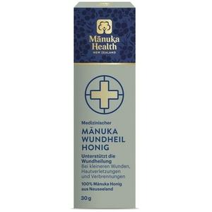 Manuka MGO 250+ Wundheilhonig 30g 100% bester antibakterieller Manukahonig