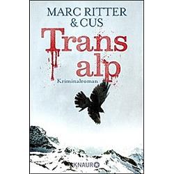 Transalp. CUS  Marc Ritter  - Buch