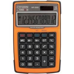 Tischrechner outdoor 3000 9 Solar/Batterie orange