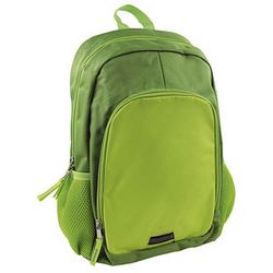 DONAU Kindergartenrucksack   Kunstfaser grün