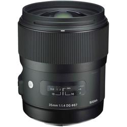 SIGMA 35mm 1:1,4 DG HSM für Canon Objektiv