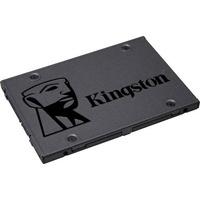 Kingston A400 SATA3 Interne SSD 6.35cm (2.5 Zoll) 240GB Retail SA400S37/240G SATA III