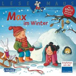 LESEMAUS 63: Max im Winter
