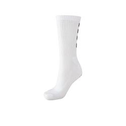 hummel Sportsocken Fundamental Socks 3-Pack Socken weiß 8 (32-35)