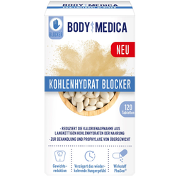 BODY MEDICA KOHLENHYDRAT BLOCKER