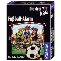 KOSMOS 741518 Fussball Alarm Kartenspiel Die drei ??? Kids
