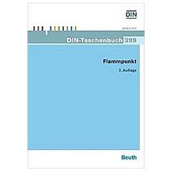 Flammpunkt - Buch