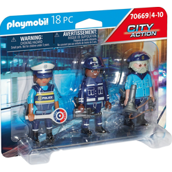 PLAYMOBIL® 70669 Figurenset Polizei