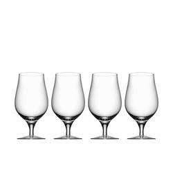 Orrefors Bier Probierglas 470 ml 4er-Pack