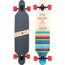 STUF PATROL3 Longboard 2021 black