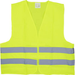 VISO VJXL Warnweste gelb EN 471