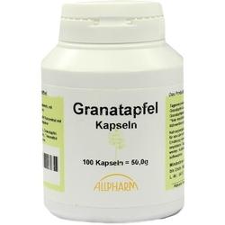GRANATAPFEL KAPSELN 100 St