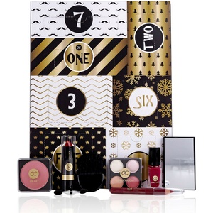 New Year Countdown to 2021 Adventskalender Zusatz Beauty Pflegeprodukte Frauen