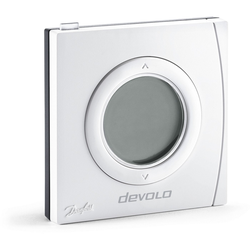 DEVOLO Funk Thermostat, Heizungssteuerung, per App Smart-Home-Station, Home Control Raumthermostat