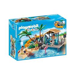 Playmobil® Spielwelt PLAYMOBIL® 6979 - Family Fun - Karibikinsel mit Strandbar