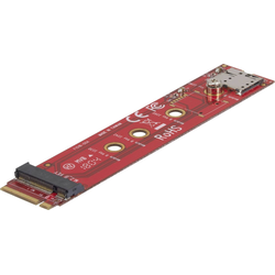Renkforce renkforce M.2 B-Key Riser-Card Speicherkarte