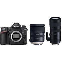 Nikon D780 + Tamron 24-70mm f2,8 G2 + Tamron 70-200mm f2,8 G2