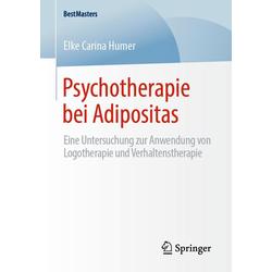 Psychotherapie bei Adipositas: eBook von Elke Carina Humer
