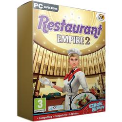 Restaurant Empire II Steam Gift GLOBAL