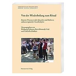 Von der Wiederholung zum Ritual - Buch