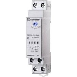 Finder Dämmerungsschalter 1 St. 11.31.0.024.0000 Betriebsspannung:12 V, 24V Empfindlichkeit Licht: