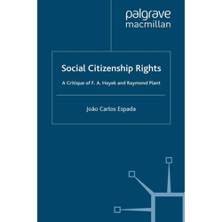 Social Citizenship Rights: eBook von J. Espada