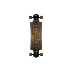 Landyachtz Longboard Komplettboard Drop Hammer Walnut 36.5