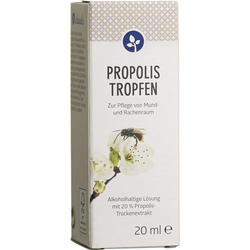 PROPOLIS TINKTUR 20% 20 ml