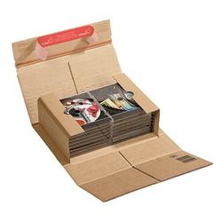 20 ColomPac® Buchverpackungen Versandverpackungen 30,0 x 21,0 x 10,0 cm