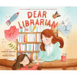 Dear Librarian als Hörbuch CD von Lydia M. Sigwarth