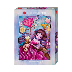 HEYE Puzzle Puzzle Better Tomorrow, Dreaming, 1.000 Teile, Puzzleteile