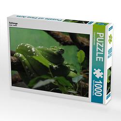 Schlange Lege-Größe 64 x 48 cm Foto-Puzzle Bild von Conny Krakowski Puzzle