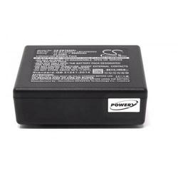 Powery Akku für Drucker Brother PA-BB-002, 14,4V, Li-Ion