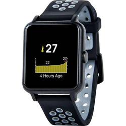 Alatech GPS-Sportuhr Grau-Schwarz