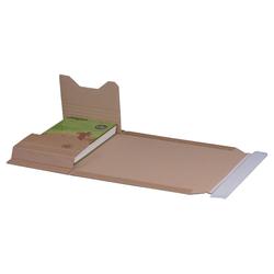 Buchversandverpackung 249 x 165 x 60 mm DIN A5+