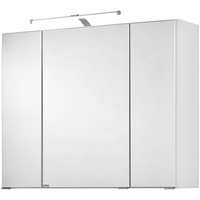 Held Siena 80 cm 3 Türen weiß