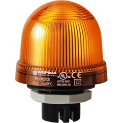 Werma LED-Rundumleuchte 24V AC/DC ge 816.330.55